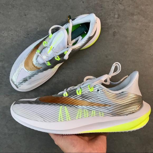 Nike Future Speed Gs Chrome Metallic